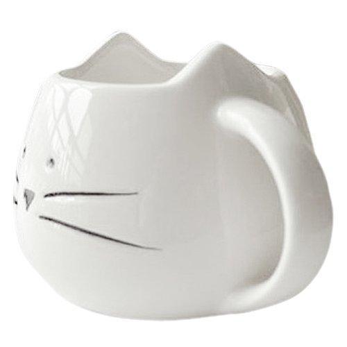 Rainbow Fox Nette Neizende Katzen Tasse Becher Kätzchen Kaffee Tasse Tee Tasse Kaffeetasse - 3