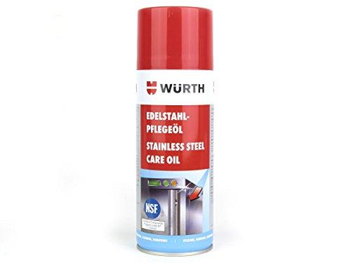 Würth Edelstahl Pflege-Öl Sabesto, 400ml