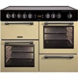 Best Electric Ranges - Leisure CK100C210C 100cm Electric Range Cooker in Cream Review