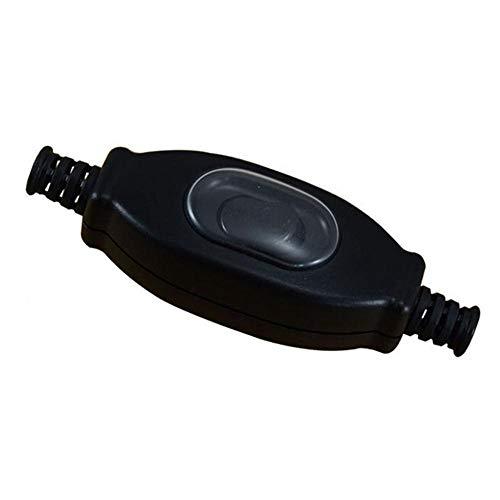 SGerste AC110-220 V 6 A IP65 Wasserdichter Ein-/Aus-Schalter in Schiffsform für den Außenbereich, Schreibtisch, Schlafzimmerlampe -