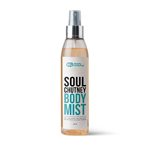 Happily Unmarried Body Mist Soul Chutney, 200 ml