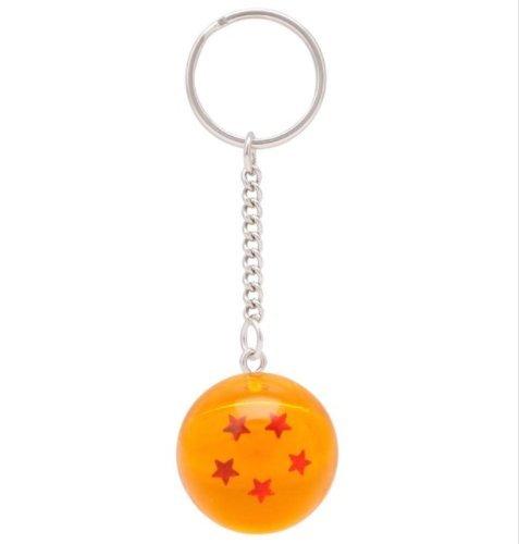 VR46 Schlüsselanhänger 3D Dragon Ball Z (5 Sterne) - Dragon Ball Z Keychain Keyring