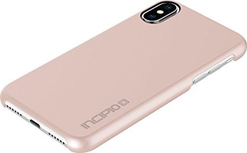 Incipio STOWAWAY Coque de Protection avec Rangement pour Cartes et Billets pour l'iPhone 6/6s - Noir Rose Doré Irisé