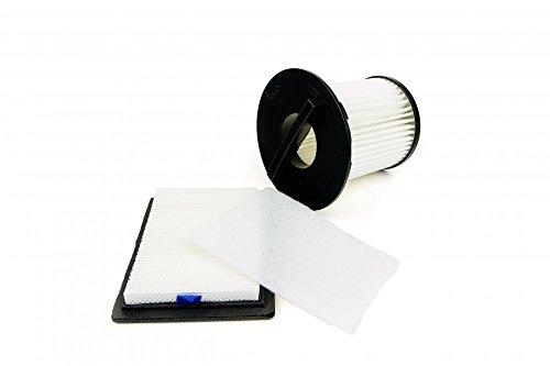 Dirt Devil Filter-Set 3-teilig für Centrino X3.1 M2012, M2012-3, M2725, Popster - Nr.: 2725001 -
