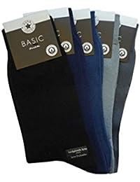 Star Socks Basic Men 5er Pack Mehrfarbig 6001