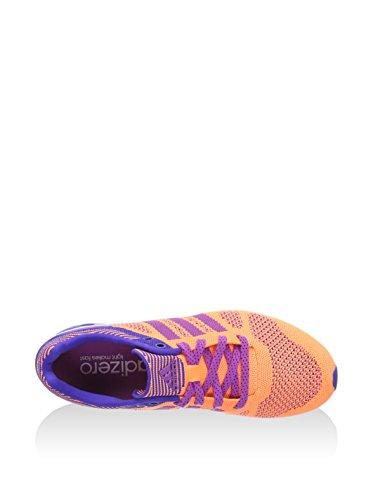 Adidas Feather Prime Women's Scarpe Da Corsa Arancione/Lilla