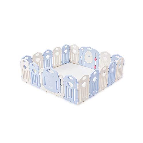 LIUFS-Clôture Clôture Jeux pour enfants Intérieur Ménage Jouets Centre de protection en plein air (taille : 10+2 fences)
