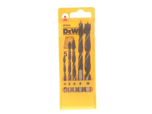 DeWalt-DT4535QZ-Brad-Point-Drill-Bits-Set-5-Pieces