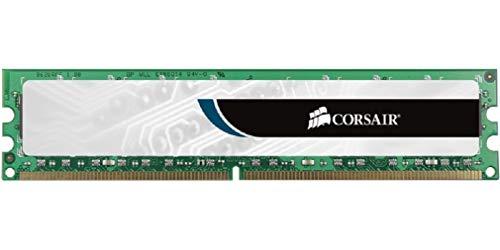 Corsair CMV8GX3M2A1600C11 Value Select 8GB (2x4GB) DDR3 1600 Mhz CL11 Standard Desktop Memory -