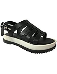 Zapatos de Mujer, Melissa + Vitorino Campos, Negro, PVC, 2017, 35 38 39 40 Melissa
