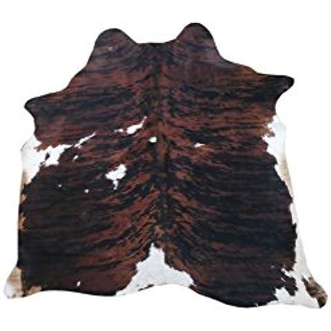 Alfombra piel de vaca. Medidas: 175x180 cms. 100% Natural. Calidad garantizada por Zerimar.
