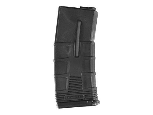 ICS M4/M16 TMAG MidCap Magazin, mit geriffelten Finish -schwarz- (120 BBS) [MA-413]