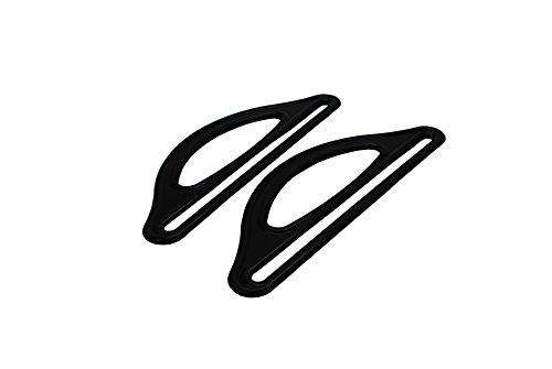 Linic Proops 1Paar Lang Schwarz Kunststoff Tasche Griffe, Nähen, Stricken, Craft, Design, Machen, Sie (s7792). Versandkostenfrei Innerhalb UK.