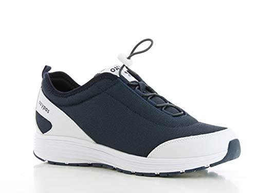 Oxypas Maud SRA Damen Arbeits- und Sicherheitsschuhe | Sneaker, Farbe: Marine, Größe: 38