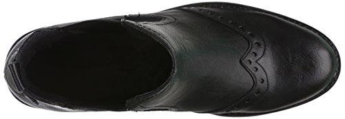 Marco Tozzi 25306, Stivali Chelsea Donna Nero (BLACK ANTIC 002)