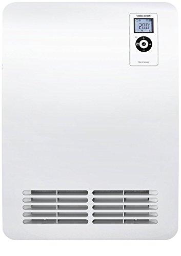 Preisvergleich Produktbild Stiebel Eltron 237835 CK 20 Premium Wand-Schnellheizer 2000 W, LC-Display, Wochentimer, 120 min-Kurzzeittimer, Frostschutz und Offene-Fenster-Erkennung, Alpineweiß