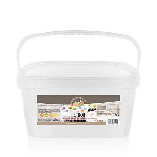 Natron 6kg Natriumhydrogencarbonat E 500 (ii) Natriumbicarbonat Backsoda jetzt neu 5 kg + 1 kg gratis
