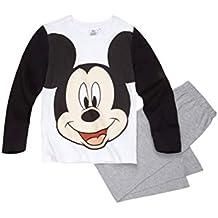 Mickey Mouse - Pijama Dos Piezas - para niño