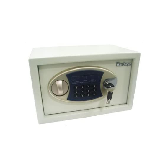 Hardwyn Digital Electronic Safe - Security Systems (Digital Series) Products - (HES-20)