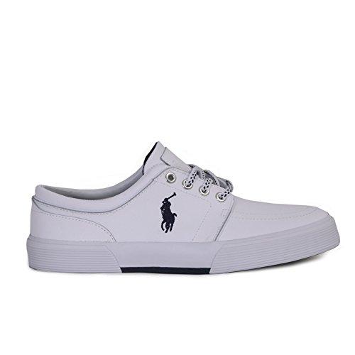 Polo Ralph Lauren , Herren Sneaker weiß Bianco, weiß - Bianco - Größe: 40 EU