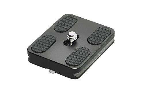 cullmann-40484-schnellkupplungsplatte-arca-swiss-kompatibel-50-mm-fur-mundo-stative-schwarz