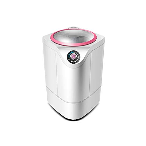 RMXMY Tragbare Waschmaschine - große Kapazitäts-EMI-Automatik Single Barrel - ideal for Wohnungen, Wohnmobile und kleine Wohnfläche (630 * 390 * 390mm) (Color : A)