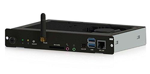 Preisvergleich Produktbild NEC OPS Celeron N2807 2x1.58 2 / 32 / WS7E 2x 1.58 GHz 2 GB RAM 32 GB SSD and WS7E
