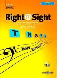 Right at Sight 1. Violoncello