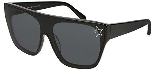 Sonnenbrillen Stella McCartney SC0101S BLACK/GREY Damenbrillen