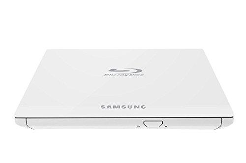 Samsung SE-506CB/RSWDE BD-RW EXT. Slim MultiLanguage RetailBox weiß