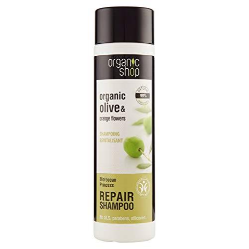 Scheda dettagliata Organic Shop Shampoo Ristrutturante Olive & Orange Flowers - 280 ml