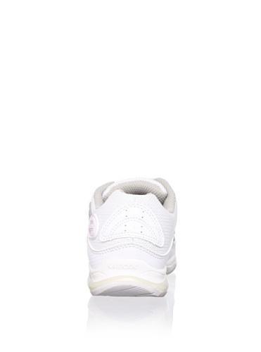 Geox Baby MAGICA, Sneaker bambine Bianco (weiss/silber)