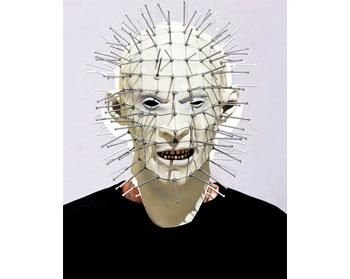 aske (Pinhead Hellraiser Kostüm)