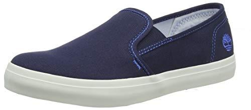 Timberland Damen Newport Bay Slip On Sneaker, Blau (Black Iris Sv0), 39 EU