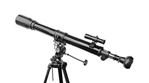 National Geographic 9071001 Teleskop 70/900 mit WiFi-Kamera für iOS und Android schwarz