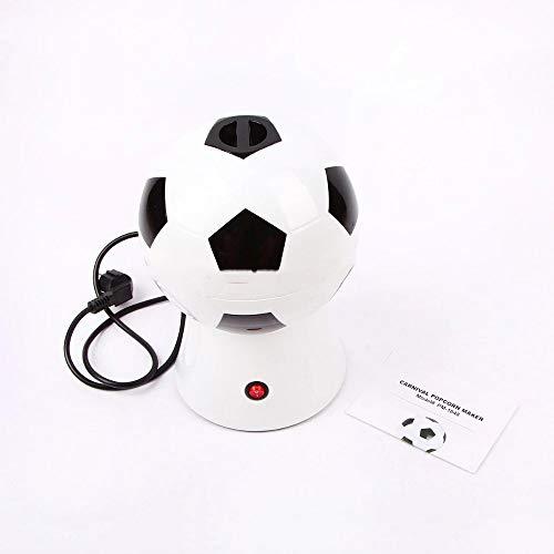 Fußball Popcorn Maschine Hause Mini Popcorn Maschine automatische heißluft Popcorn Maschine -1200w-19 * 19 * 29 cm