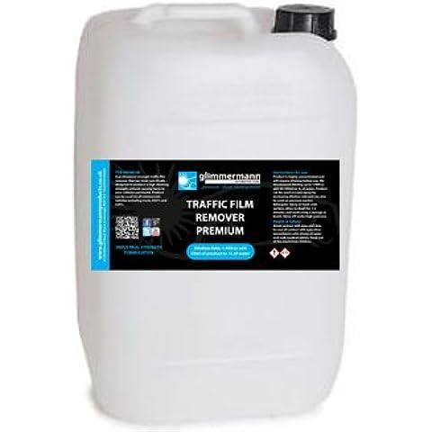 Glimmermann Traffic Detergente per rimuovere pellicola TFR, 25 litri, 400:1