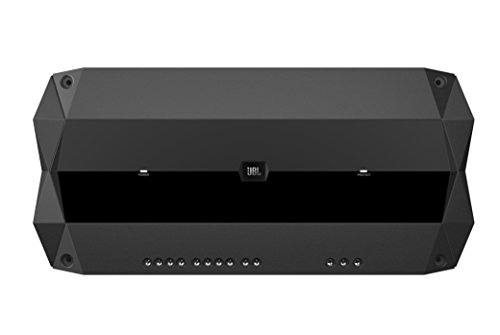 JBL Club 4505 5-Kanal Auto-HiFi Voll-Verstärker (45W x 4 Kanal + 500W x 1 Kanal) - Schwarz (Auto-subwoofer-aufkleber)