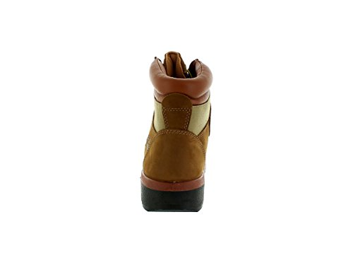 Timberland Mens Icon 6 inch Nongtx Fb Lt Brown Boot 10 Men US Lt Brown