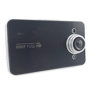 GFC K6000 1080P 4 x Zoom Range Autokamera Blackbox Car DVR Vehicle-Camcorder, Kamera mit 2,4 Zoll) TFT-LCD Screen for Car -