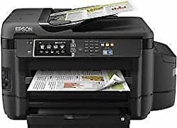 Epson L1455 A3 All-In-One Color Inkjet Printer with Ink Tank (Black)