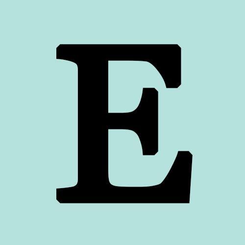 NINGAN Vintage Ciondolo con Lettera Dell'alfabeto in Argento Sterling 925, dalla A alla Z, con Zirconia Cubica, Compatibile con Bead Charm Bracciali Pandora & Europei (Lettera E)
