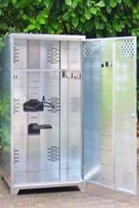 Döring Sattelschrank Western - 160x75x75 cm
