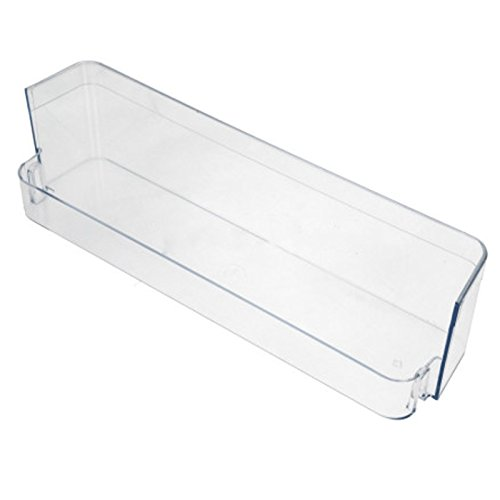SPARES2GO Door Tray Shelf Lower Bottle Rack for Bosch Fridge Freezer -Fitment List B