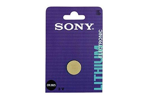 Sony Lithium-ionen (Maxell-CR2025-Schönheit Batterie-Knopfzelle CR2025Lithium 3V)
