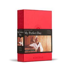 Boscolo Gift - My Perfect Day. Cofanetti Viaggio per Una Giornata nelle più Esclusive Spa d\'Italia