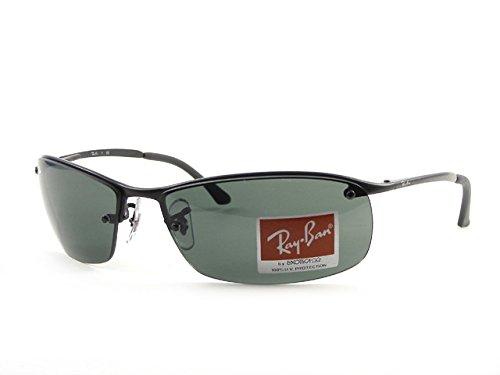 ray-ban-3183-matte-black-sunglasses-size-one-size