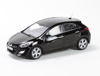 Preisvergleich Produktbild Hyundai 130 5 Türer (2013) Druckguss Modell Auto