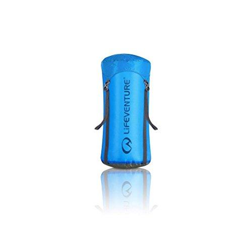 Lifeventure ultralight compression sack 10l - blue