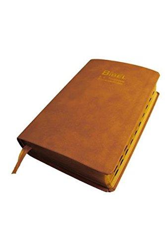 Preisvergleich Produktbild F.C. Thompson Studienbibel: NeueLuther Bibel - Luther 2009 - Leder braun, Goldschnitt, Griffregister, Reißverschluss